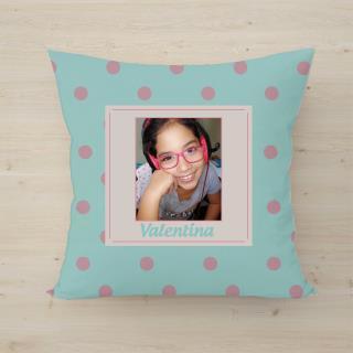 Almohada Personalizada para Ella